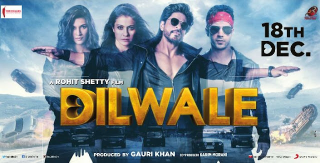 Dilwale 2015 Full Movie Watch Online Free Download