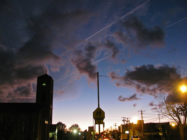 Saint-Kilian-Evening-Sky-in-Farmingdale,NY