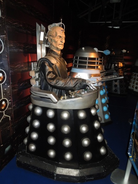 Davros and the Daleks Doctor Who