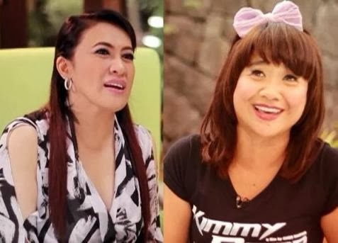 Ai Ai Delas Alas and Eugene Domingo