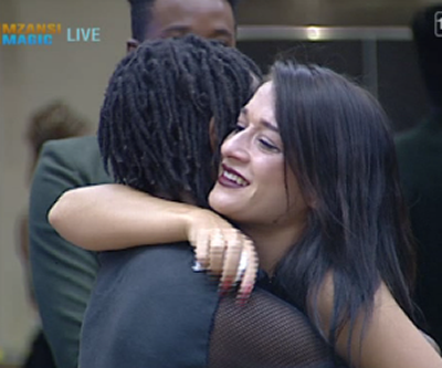 Vanessa gets booted from Big Brother Mzansi