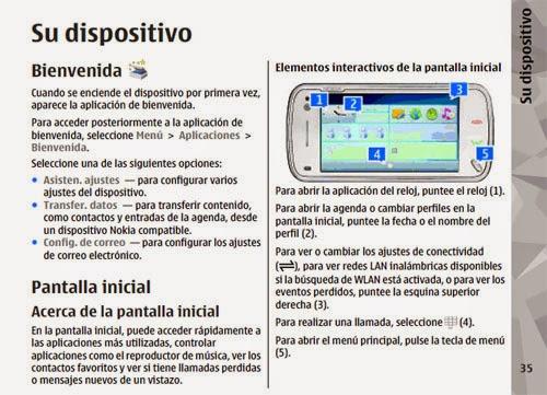Manual Usuario Nokia N97