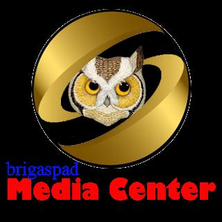 Logo Brigaspad Media Center
