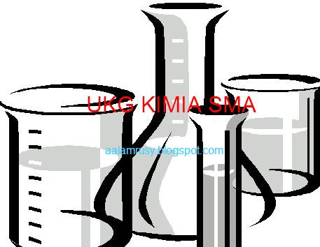 Soal UKG Kimia Uji Kompetensi Guru SMA 2014