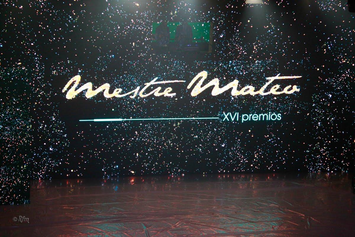 Premios Mestre Mateo 2018 - Photocall