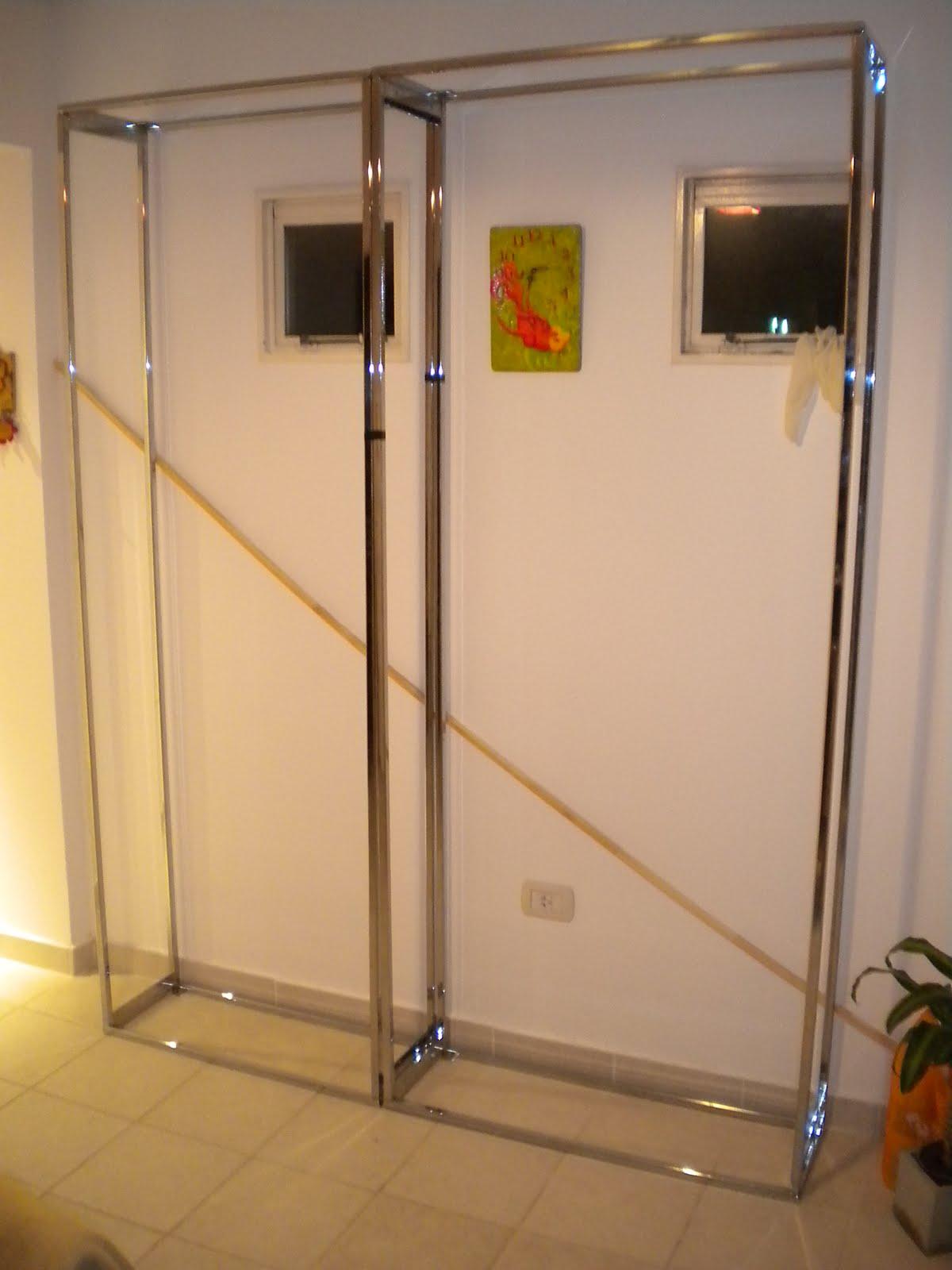 Dos por cuatro estudio muebles divisores de ambientes for Mamparas para dividir ambientes