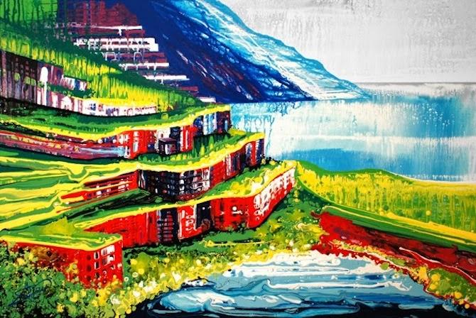 artist Amy Shackleton