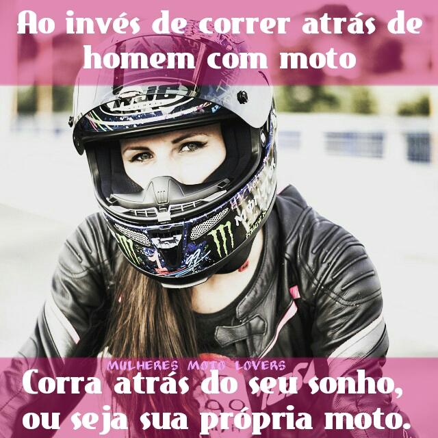 Recalque Nas Redes Sociais Mulheres Moto Lovers