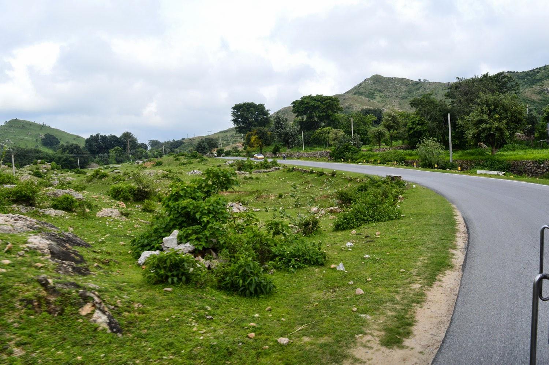 aravalli road
