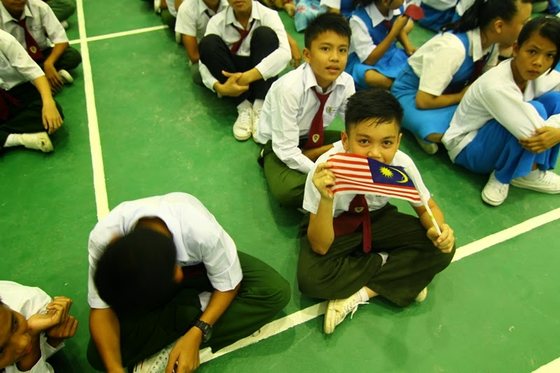 Pertandingan Nyanyian Lagu Patriotik Sempena Kemerdekaan