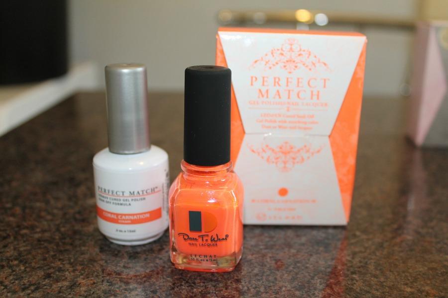 MadamMakeup: Perfect Match Gel Polish & Nail Lacquer Haul