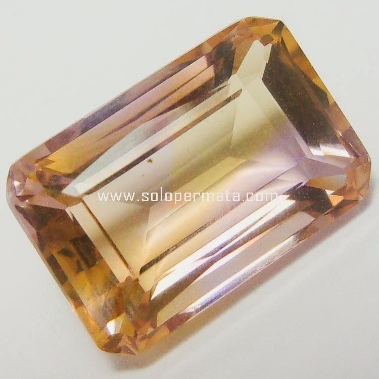 Batu Permata Ametrine - Sp042