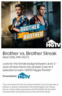 Brother vs. Brother, Viggle, Viggle Streak, Viggle Mom