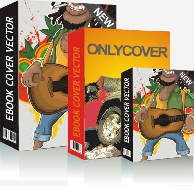 EBOOK COVER VECTOR