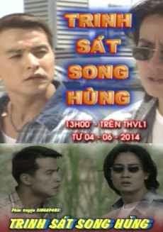 Xem Phim Trinh Sát Song Hùng - Of Cops & Men