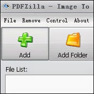 Create PDF from Image - 2