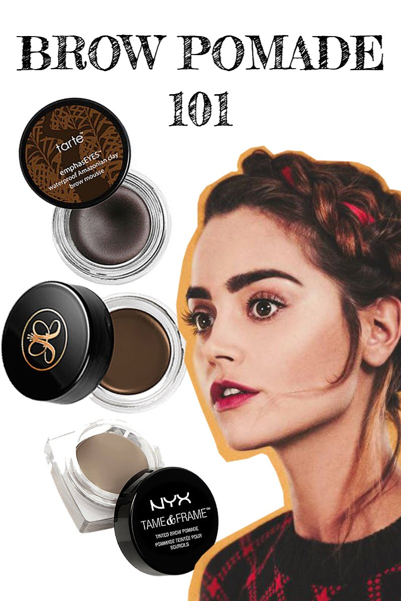 Eyebrow Pomade 101 Secret Trick Altercouture Jill Beauty Eye Brow Brown Pencil Dan Gel Liner Silver Ive Had My Anastasia Beverly Hills For Years When I First Got It Really Love How This Magic Formula Make Your On Point