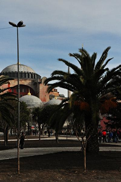 Istanbul: Hagia Sofia