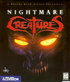 Games Nightmare Creatures Full Rip Cracked