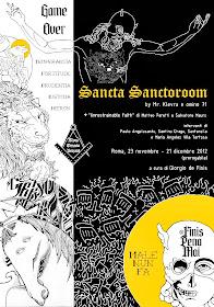 SANCTA SANCTOROOM