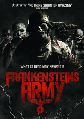 El Ejercito De Frankenstein Poster