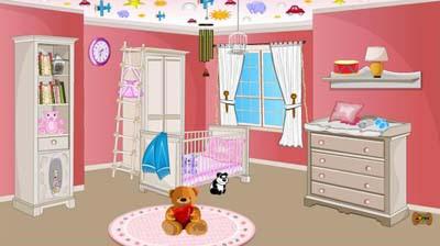 Infant Room Escape