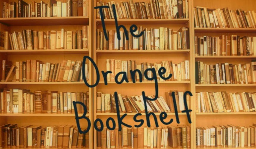 The Orange Bookshelf