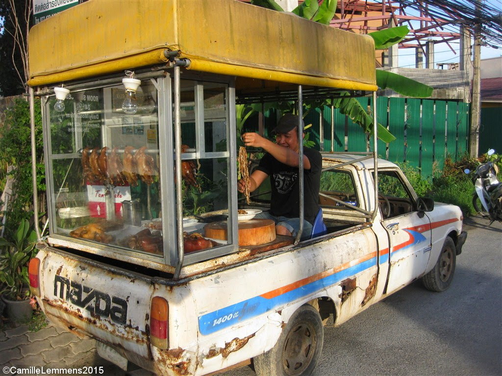 Food on Wheels; Duck in Chaweng