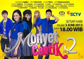 MONYET CANTIK 2