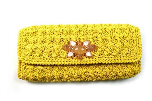 Bolsa De Festa Em Croche Passo A Passo : Sara crocheteira carteiras em croche
