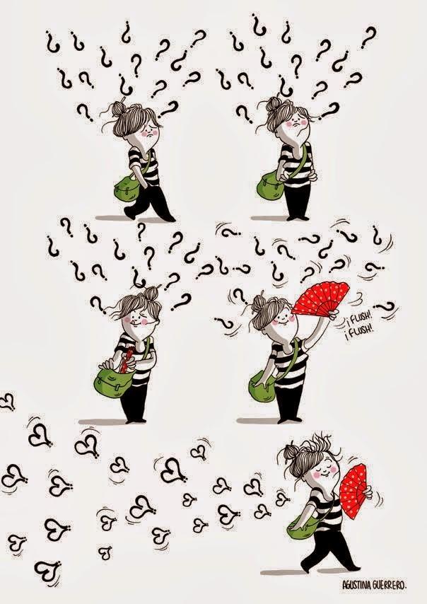 Actitud Floreando. Agustina Guerrero
