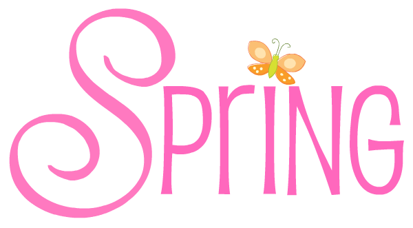 farry minded spring season clip art amp panting