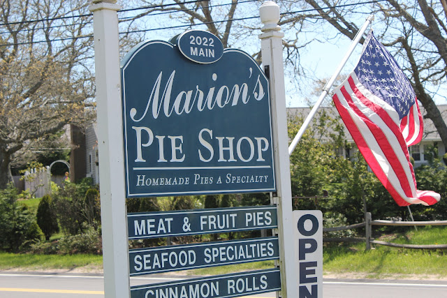 Marion's Pie Shop, Chatham