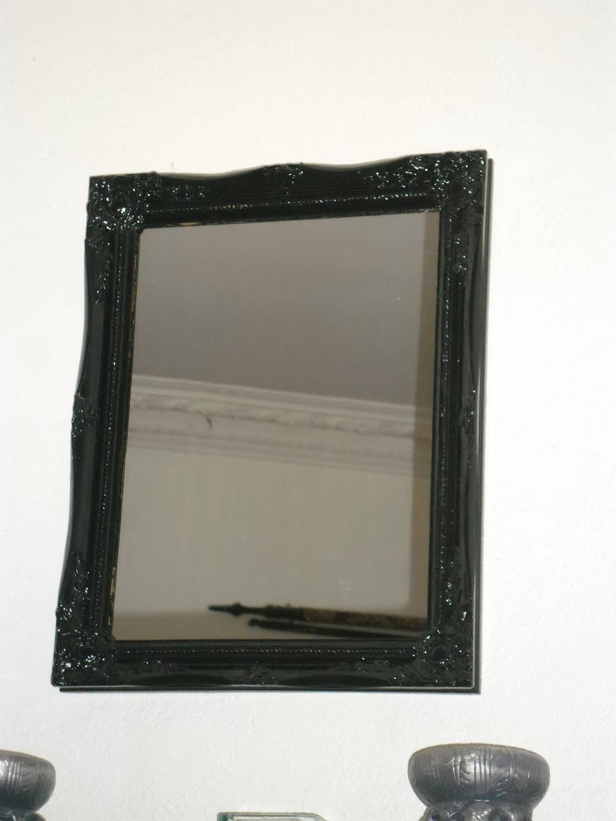 l 39 atelier des couleurs du temps cadre relook miroir. Black Bedroom Furniture Sets. Home Design Ideas