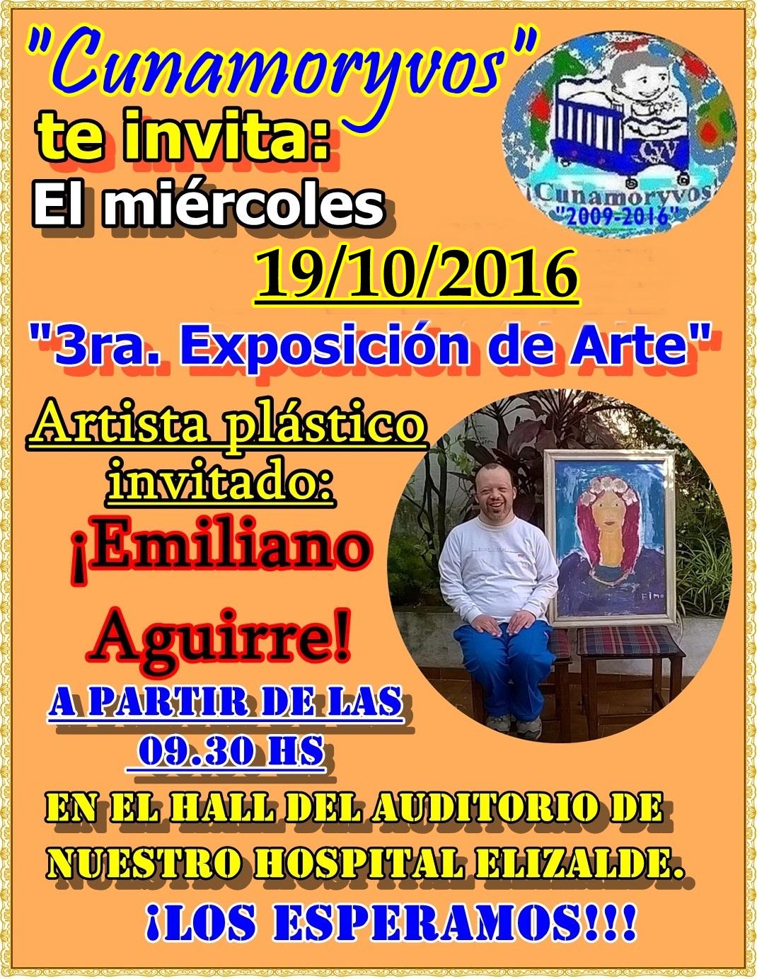 """""""Nueva Exposición"""""""