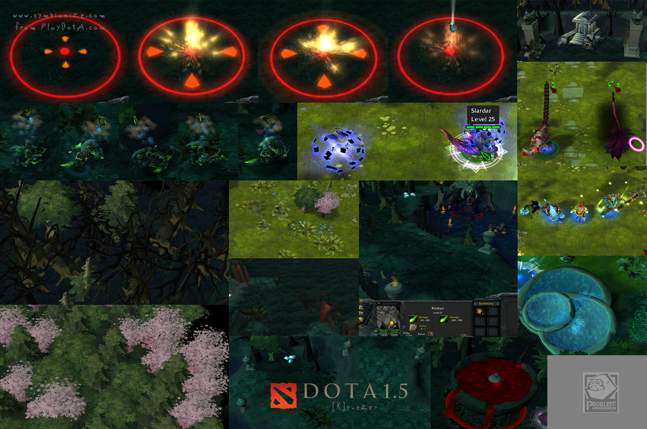 Dota-Throne - Defance Of The Ancients: Transforming DotA to DotA 2 ...
