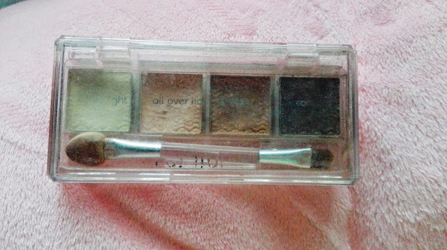 fashion 21's eye shadow