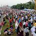 Kegiatan Rakyat ala PKS: Kuliner, Senam Nusantara, Nasyid, Hingga Doorprize