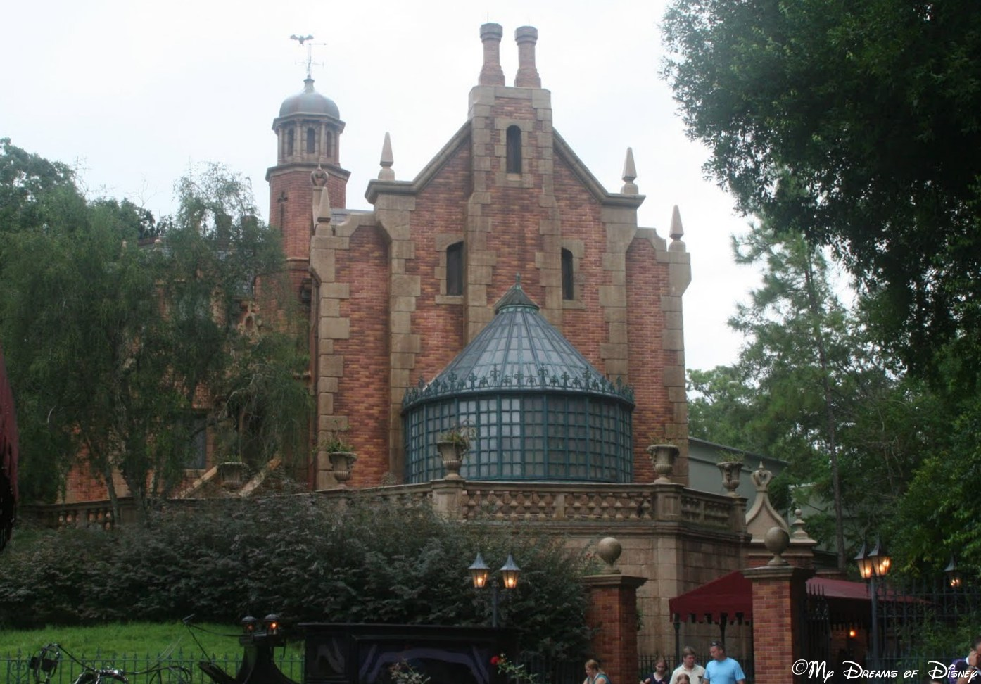 A Storyline behind the Haunted Mansion ~ WDW Hints