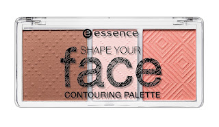 essence shape your face palette