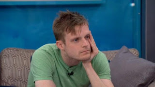 Johnny Mac in Big Brother 17 - not having it.