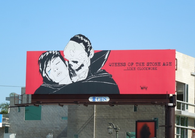 Queens of the Stone Age Like Clockwork album billboard