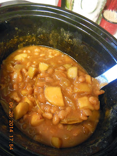 Potluck Baked Beans from Our Sunday Cafe