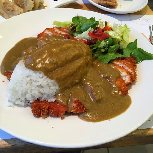 wagamama chicken katsu curry