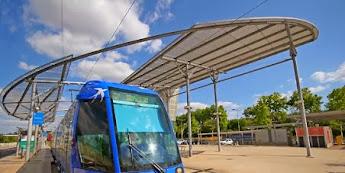 Per un tramvai bilingüe francés-occitan al Clapàs; Pour un tramway bilingue à Montpellier