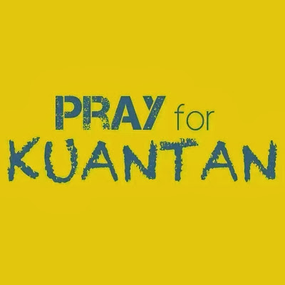 pray for kuantan