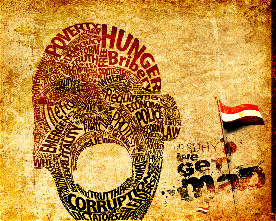 causes of the egyptian revolution Egyptians campaign for independence, 1919-1922  led by mohandas karamchand gandhi and also influenced the later revolution 1952 egyptian revolution for full.