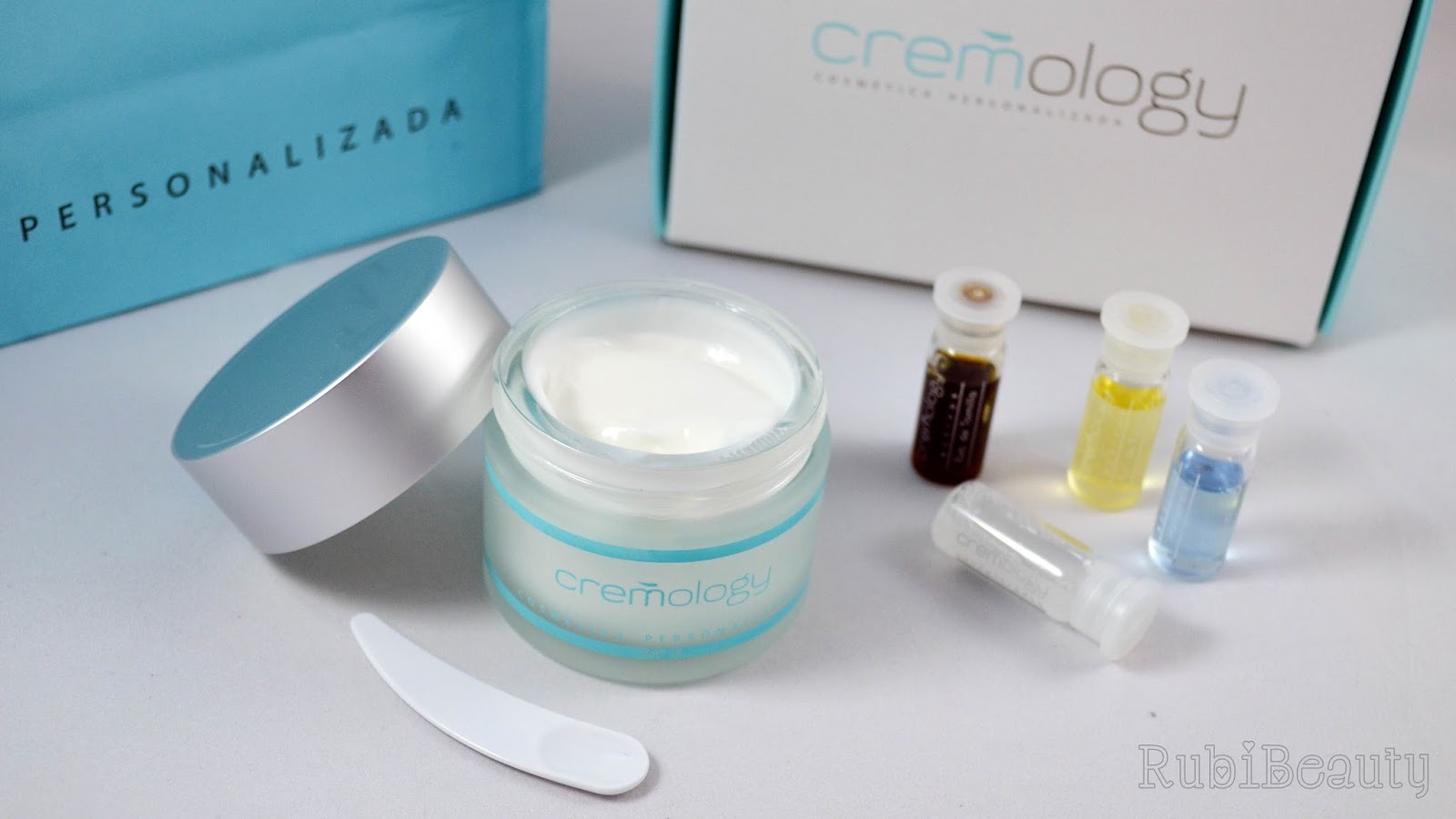 rubibeauty review opinion cremology crema rutina facial personalizada