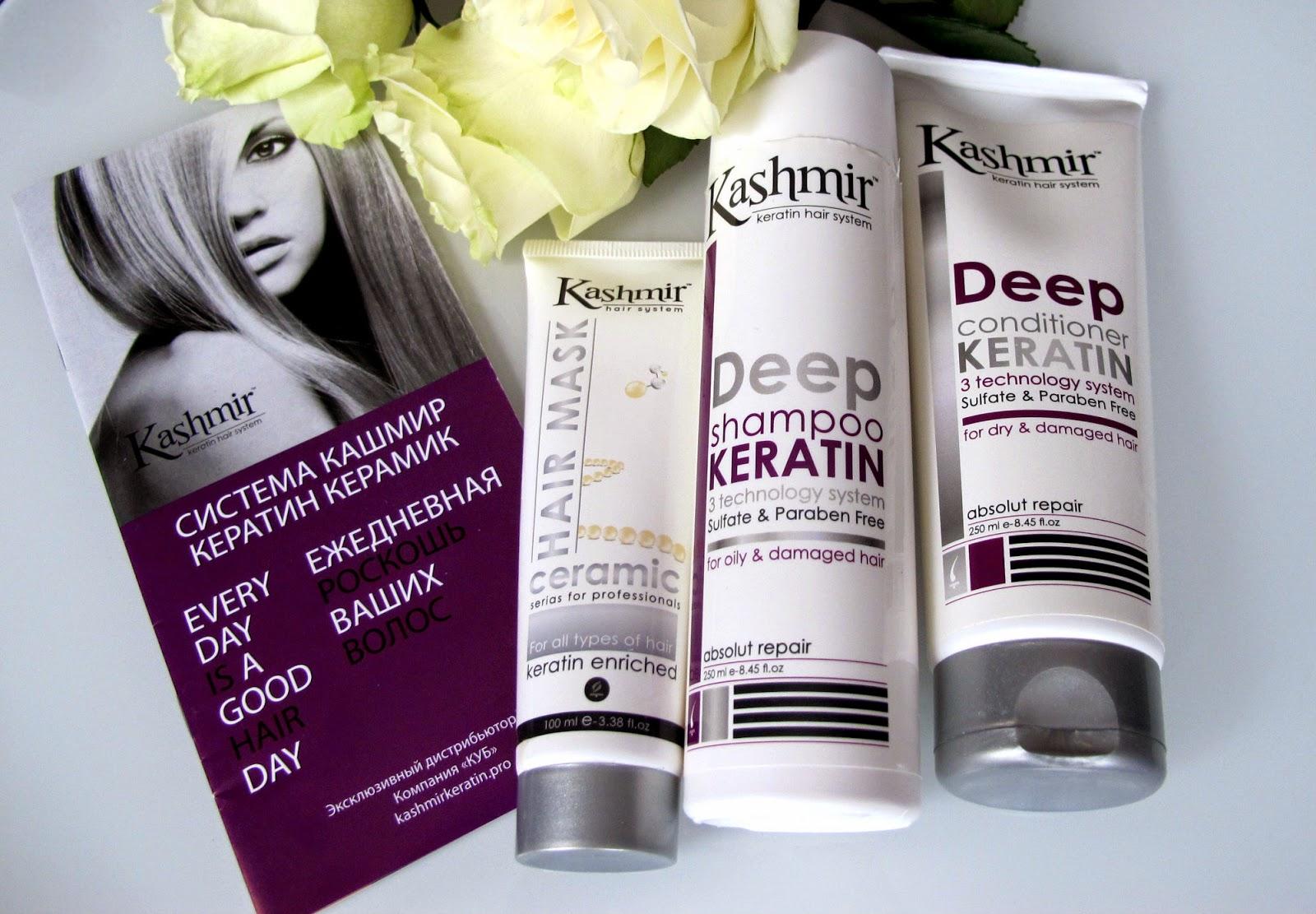 Отзывы ботокс для волос kashmir