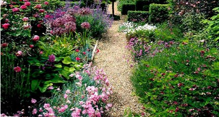 Down the garden path ...